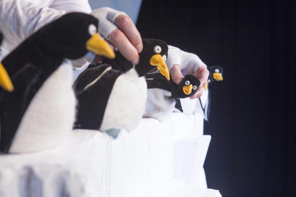 Alles Pinguin oder was?