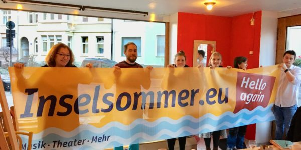 Banner Inselsommer 2018